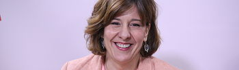 Blanca Fernández, diputada regional.