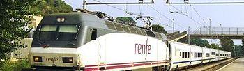 RENFE. Foto: EFE