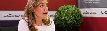 Carmen Navarro, candidata al Congreso por el PP en Albacete