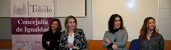Apertura III Edición proyecto Gira Mujeres en Toledo.