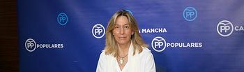 Ana Guarinos, presidenta PP Guadalajara.