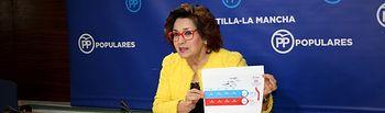 Carmen Riolobos, senadora. Foto: PP CLM.