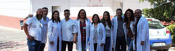 El Gobierno regional instala por quinto año consecutivo dos Puntos de Atención a Urgencias Médicas durante el Viña Rock