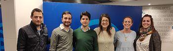 Victor Luis Camacho, nuevo miembro de la Junta Directiva Nacional de NNGG España