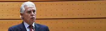 Francisco Menacho, portavoz del PSOE en Educación.