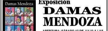 Exposición Damas de Mendoza en Arbancón.