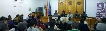 Podemos Albacete celebra con éxito su I Encuentro Provincial de Círculos
