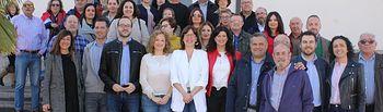 Consejo Comarcal del Corredor de Almansa del PSOE provincial.