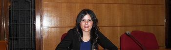 Lorena Gallego.