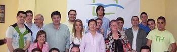 Reunión de Nuevas Generaciones de Casas Ibáñez.