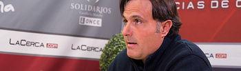 """Carlos David Bonilla, presidente del Consejo Regulador de la Denominación de Origen Protegida \""""La Mancha\"""""""