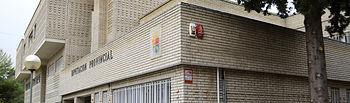 Sede del Área de Atención Técnica al Municipio (ATM) de la Diputación.