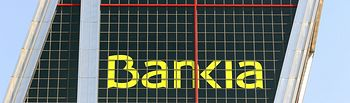 Edificio de Bankia. Archivo.