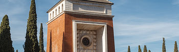 Cementerio, Panteón de los Condes de Romanones