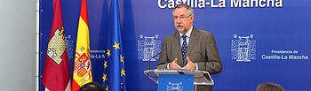 Santiago Moreno informa sobre el calendario electoral para las Elecciones Autonómicas