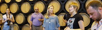 Los vinos DO La Mancha despiertan mayor interés en el mercado ruso y el continente americano