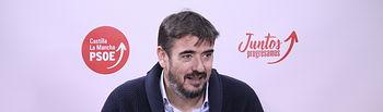 Rafael Esteban. Foto: PSOE CLM.