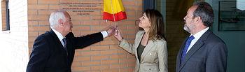 Cospedal inaugura el Cuartel de la Guardia Civil de El Casar. Foto: JCCM.