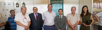 Globalcaja, con el mundo de la caza y el medio rural en Mencatur