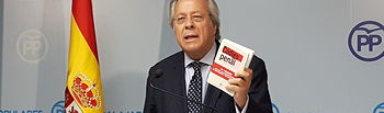 El diputado Ramón Aguirre