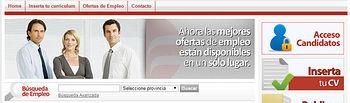 Portada del Portal de Empleo del Ayuntamiento. Fotografía: Ayuntamiento de Azuqueca