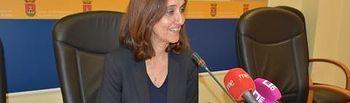 Flora Bellón.