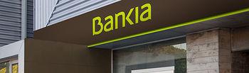 Oficina de Bankia. Foto de Archivo.