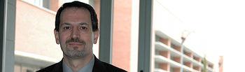 El director del grupo de investigación de la Facultad de Medicina de Albacete, Jorge Laborda.