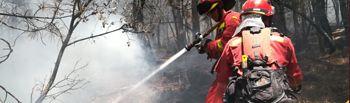 Foto UME-11 - Incendio de Yeste