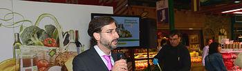 Clemente Mata. Foto: Ministerio de Agricultura, Alimentación y Medio Ambiente