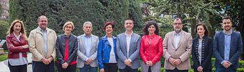 El PSOE-Albacete registró su candidatura a las Cortes regionales.