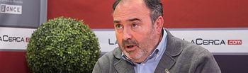 Carlos Pedrosa, secretario general de UGT Castilla-La Mancha