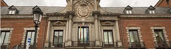 Sede del Ministerio de Asuntos Exteriores (Foto: EFE)