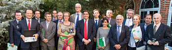 Echániz premios Top20 hospitales Castilla-La Mancha. Foto: JCCM.