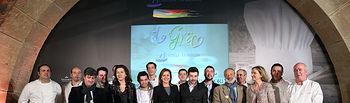 Cospedal presenta el Menú El Greco que se ofrecerá en Paradores1. Foto: JCCM.