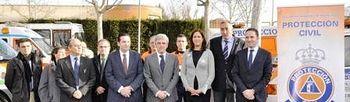 Presentación del Plan Territorial de Emergencias en Ciudad Real