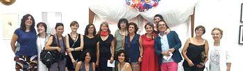 """El Instituto de la Mujer destaca la labor del Colectivo de mujeres Artistas de Guadalajara para """"construir una sociedad más tolerante"""". Foto: JCCM."""