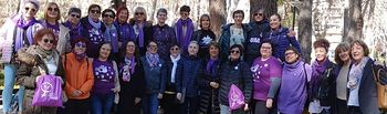 Colectivo Ágora Manifestación 8M-2020.