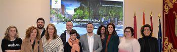Albacete se abre a la participación ciudadana online a través de foroabiertoalbacete.es.