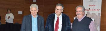 Jose Luis Gil, Enrique Lillo y Antonio Arrogante