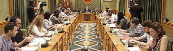 Ángel Mariscal convoca el Pleno dedicado al Debate sobre el Estado de la Ciudad
