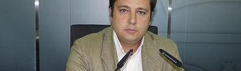 Manuel Serrano, coordinador de Comunicación del PP.