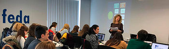 Feda prepara más de 80 acciones de formación para el empleo en 2020.