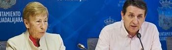 Eladio Freijo y Maite Nadal presentan la tercera edición del Trofeo de Gimnasia Rítmica