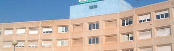 Imagen del Hospital Santa Bárbara de Puertollano (Ciudad Real).