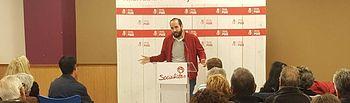 Encuentro PSOE en Villarrubia de los Ojos.
