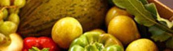 Cesta de fruta y verdura ecológica by Mumumio CC BY 2.0