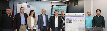Presentación Centro de Participación Ciudadana y Centro de Promoción de la Autonomía Personal y Prevención de la Dependencia.