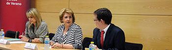 Inauguración del curso de verano 'La 'igualdad' de género en el ordenamiento jurídico'.