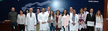 Hospital de Talavera. Premios de Investigación.